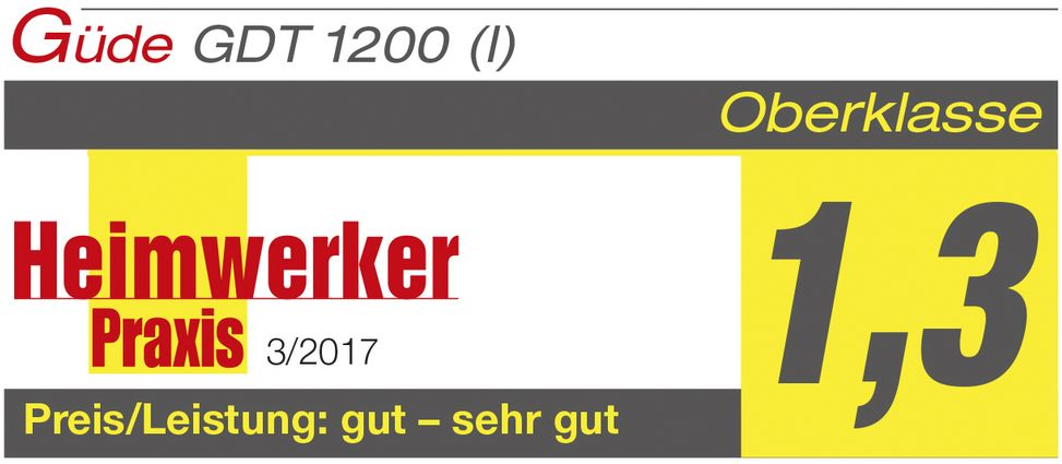 Güde Drucktauchpumpe GDT 1200 I 94242