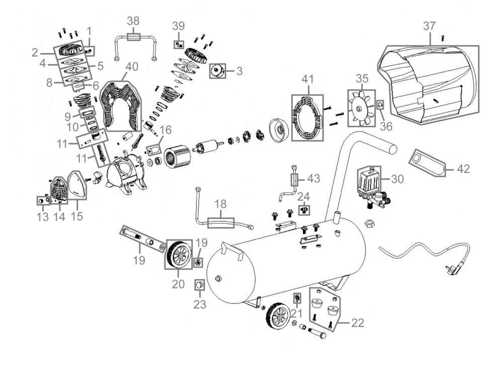Ungewöhnlich Kondensatoren Für Den Kompressorschaltplan Galerie ...