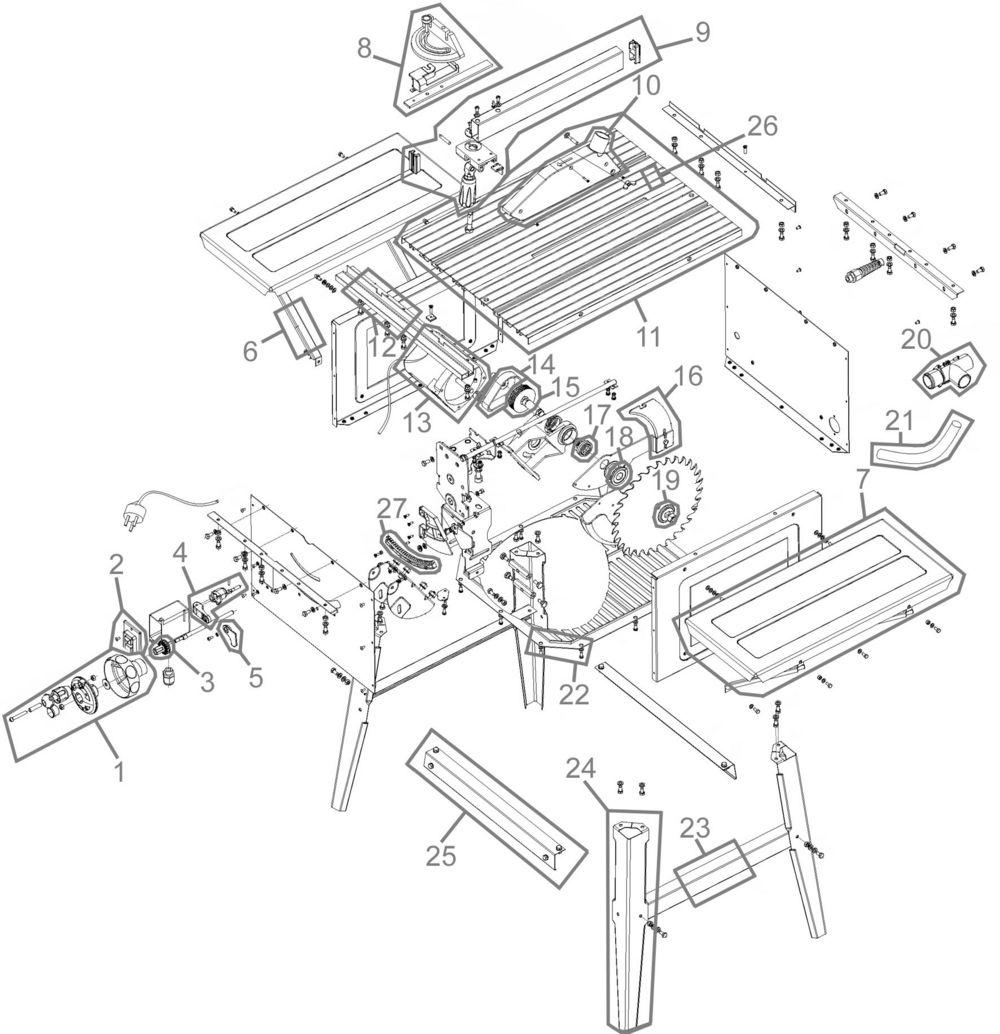 tischkreiss ge tk 2500 eco 55165. Black Bedroom Furniture Sets. Home Design Ideas